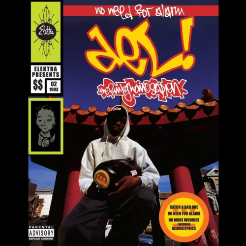Del The Funky Homosapien - No Need For Alarm [Vinyle]