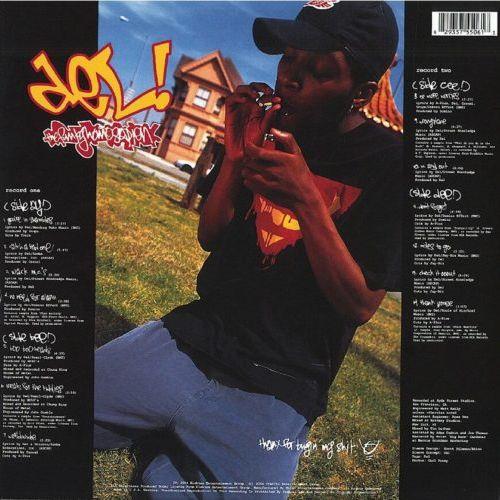 Del The Funky Homosapien - No Need For Alarm [Vinyle]