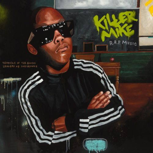 Killer Mike - R.A.P. Music [Vinyle]