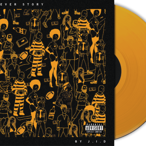 JID - The Never Story [Vinyle]