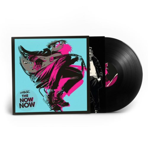 Gorillaz - The Now Now [Vinyle]