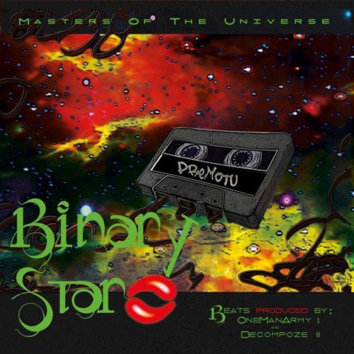 Binary Star - Masters Of The Universe [Vinyle Edition Limitée RSD 2016]