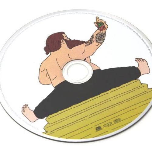 Action Bronson - Mr. Wonderful [Vinyle + CD]