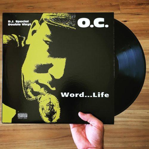O.C. - Word...Life [Vinyl]