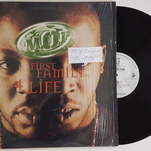 M.O.P. - First Family 4 Life [Vinyle]