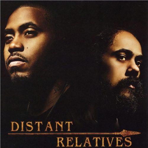 Nas & Damian Marley - Distant Relatives [Vinyle]