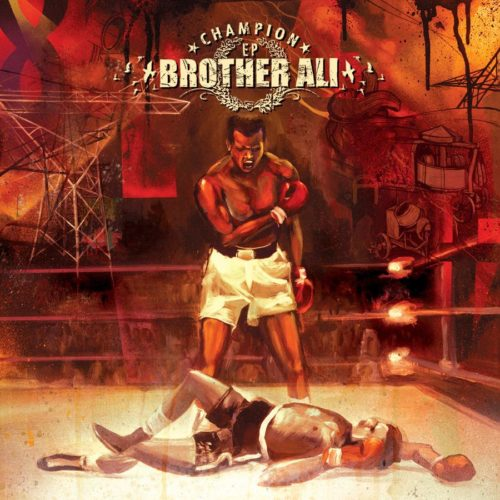 Brother Ali - Champion EP [Vinyle]