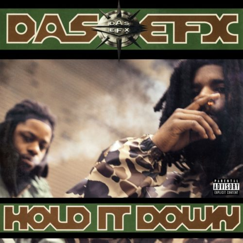 Das EFX - Hold It Down [Vinyle Vert]