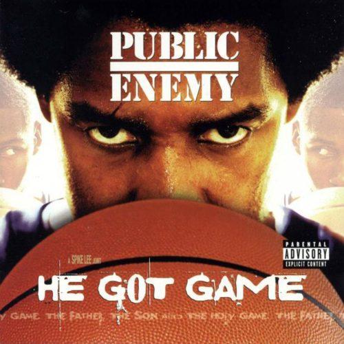 Public Enemy - He Got Game [Vinyle]