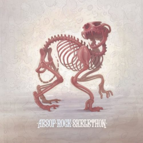 Aesop Rock - Skelethon [Vinyle Rouge]
