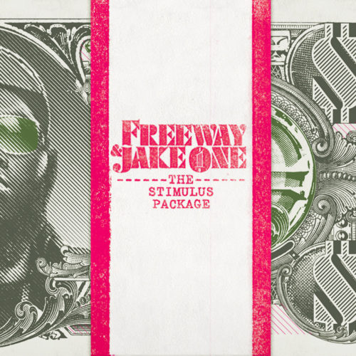 Freeway & Jake One - The Stimulus Package [Vinyle]