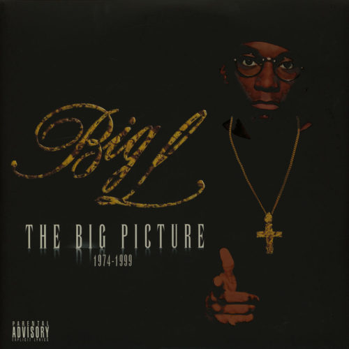 Big L - The Big Picture [Vinyle Orange Deluxe]