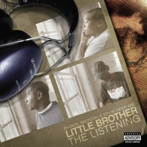 Little Brother - The Listening [Vinyle Blanc Deluxe]