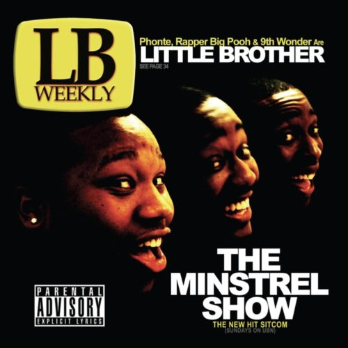 Little Brother - The Minstrel Show [Vinyle Doré]