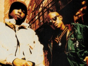 GANG STARR - GLOWING MIC