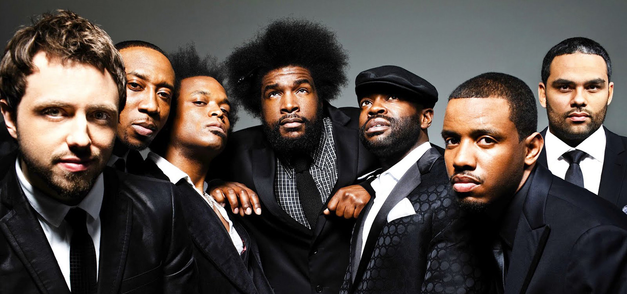 THE ROOTS - FEEL IT (YOU GOT IT)
