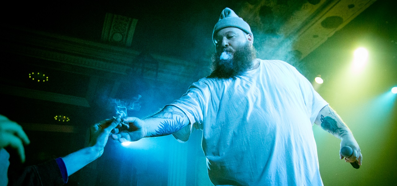 ACTION BRONSON & THE ALCHEMIST - LAMB OVER RICE [EP STREAM]