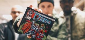 CZARFACE - THE ODD CZAR AGAINST US [ALBUM STREAM]