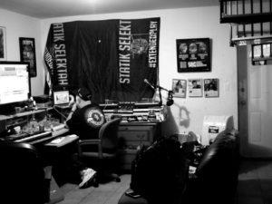 STATIK SELEKTAH - THE BALANCING ACT [ALBUM STREAM]