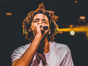 J. COLE – SNOW ON THA BLUFF