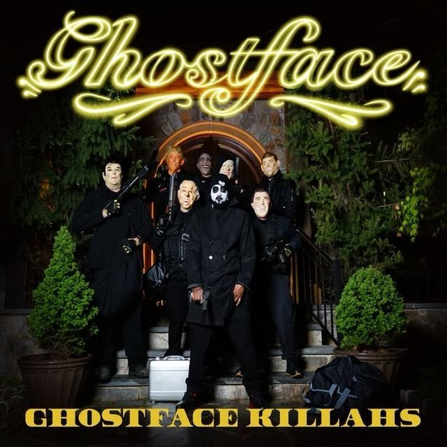 GHOSTFACE KILLAH - GHOSTFACE KILLAHS [COVER & TRACKLIST]