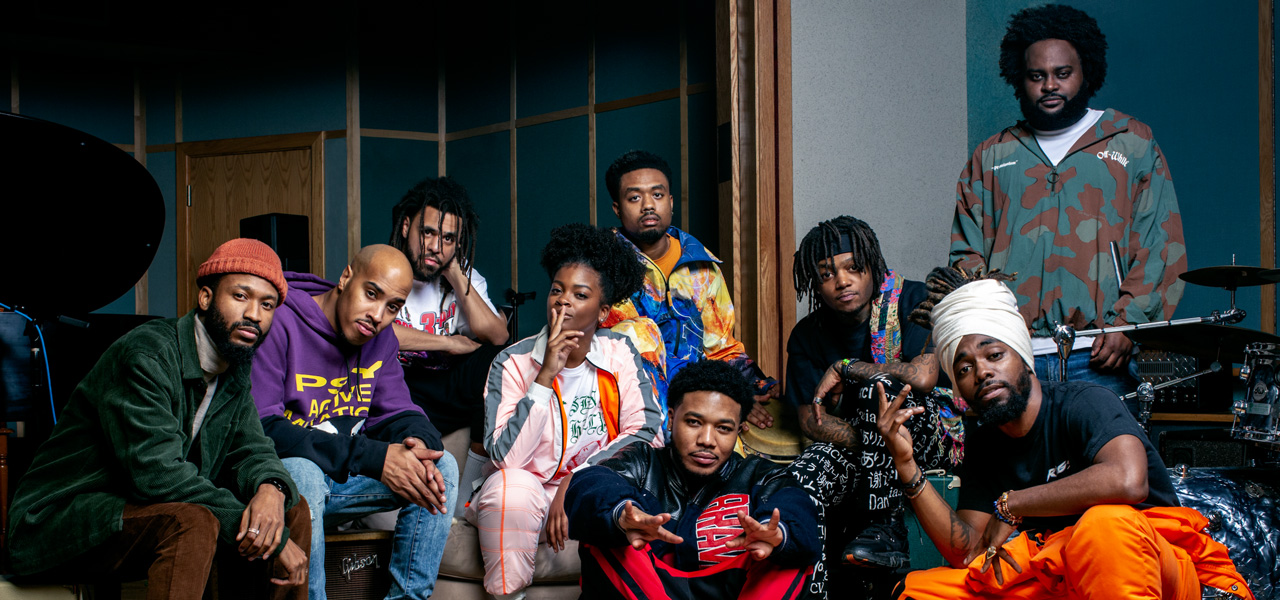 DREAMVILLE - REVENGE OF THE DREAMERS III: DIRECTOR'S CUT [ALBUM STREAM]
