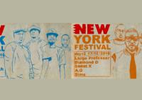 4x4 PLACES POUR LE NEW YORK FESTIVAL AU NEW MORNING