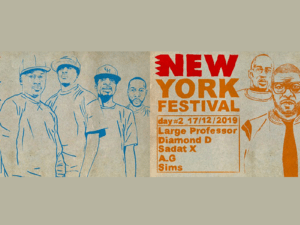 4x4 PLACES POUR LE NEW YORK FESTIVAL AU NEW MORNING