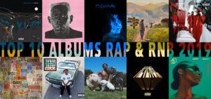 LES 10 MEILLEURS ALBUMS RAP & RNB DE 2019