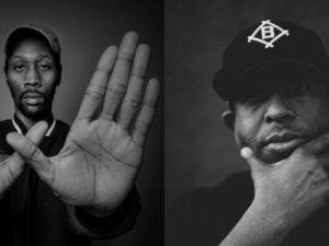 UNE BATTLE INSTA RZA VS DJ PREMIER !!