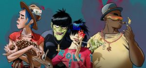 GORILLAZ – SONG MACHINE: SEASON ONE – STRANGE TIMEZ [ALBUM STREAM]