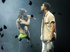 LIL WAYNE & DRAKE - B.B. KING FREESTYLE