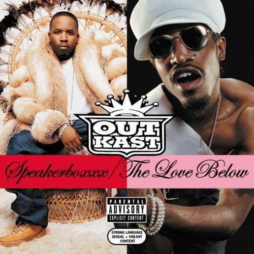 Outkast - Speakerboxxx/The Love Below [Vinyle]