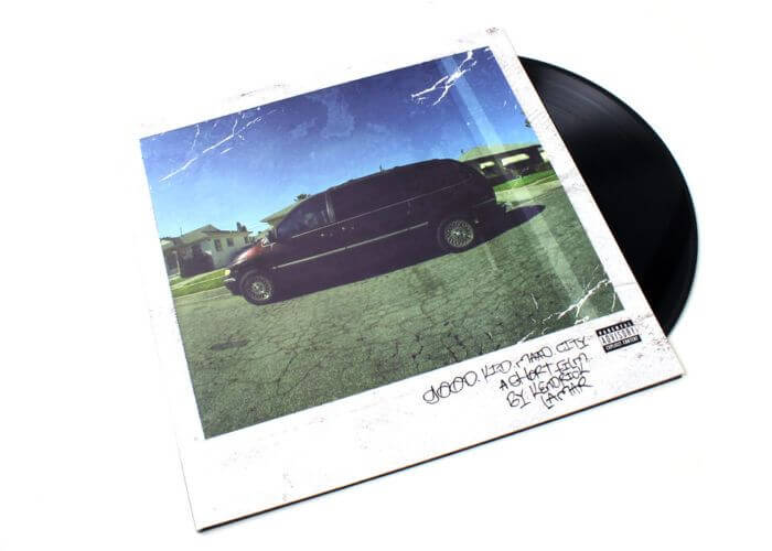 Kendrick Lamar - good kid, m.A.A.d city [Vinyl]