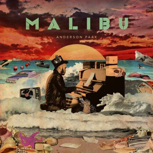Anderson .Paak - Malibu [Vinyle]