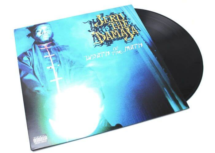 Jeru The Damaja - Wrath Of The Math [Vinyle]
