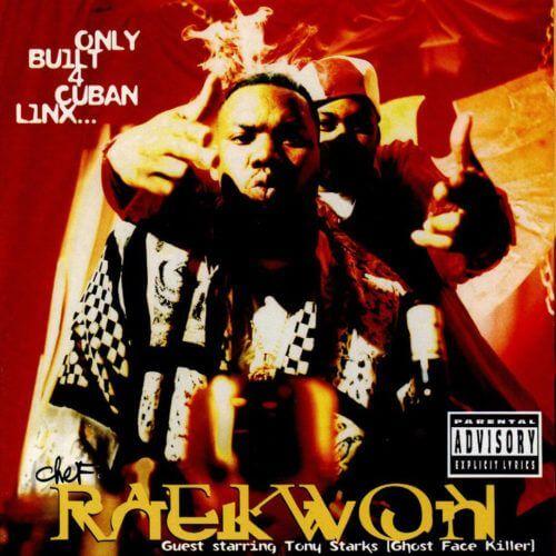 Raekwon - Only Built 4 Cuban Linx... [Vinyle]