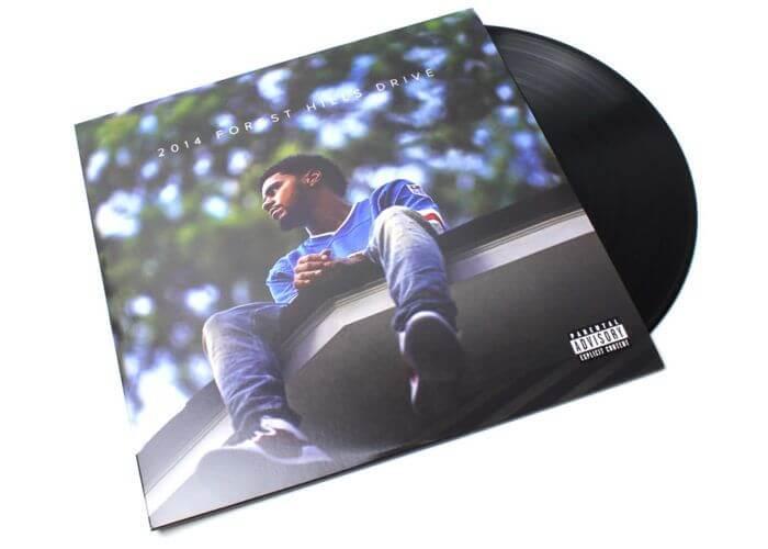 J. Cole - Forest Hills Drive [Vinyl]