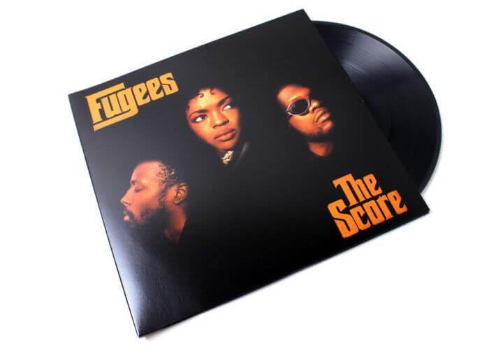 Fugees - The Score [Vinyl]