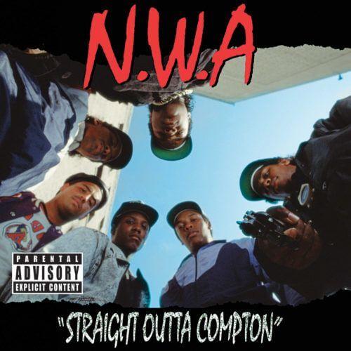NWA - Straight Outta Compton [Vinyle]