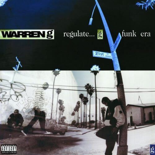 Warren G - Regulate...G Funk Era [Vinyle]