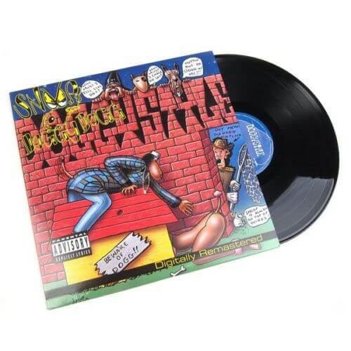 Snoop Dogg - Doggystyle [Vinyle]