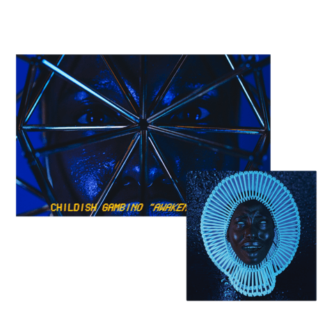 Childish Gambino - Awaken, My Love! [Virtual Reality Box]