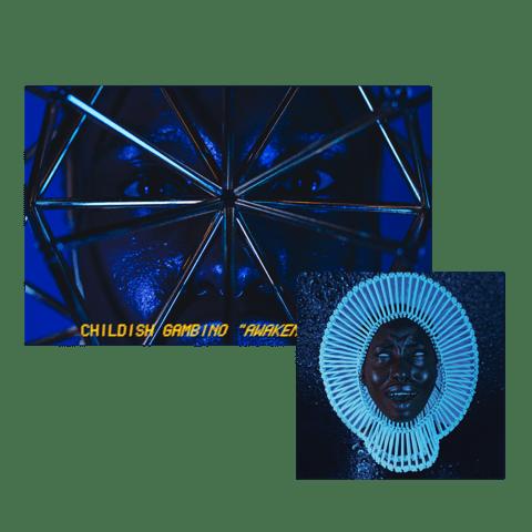 Childish Gambino - Awaken, My Love! [Virtual Reality Box]