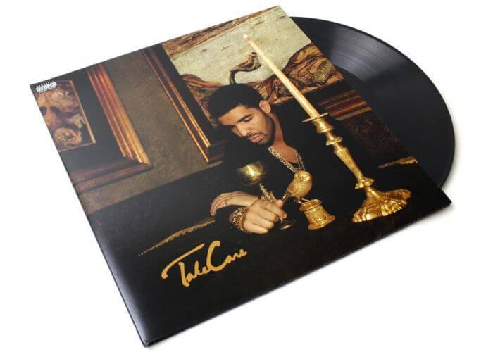 Drake - Take Care [Vinyle]