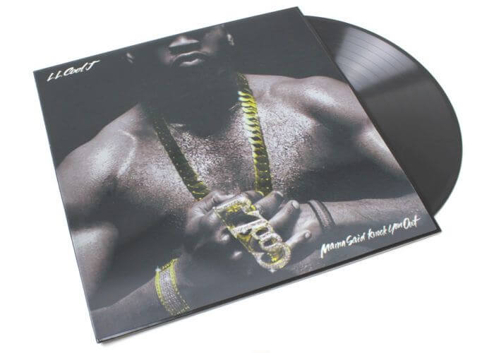 LL Cool J - Mama Said Knock You Out [Vinyl]