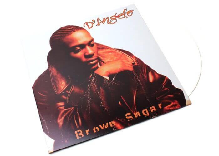 D'Angelo - Brown Sugar [Vinyle]