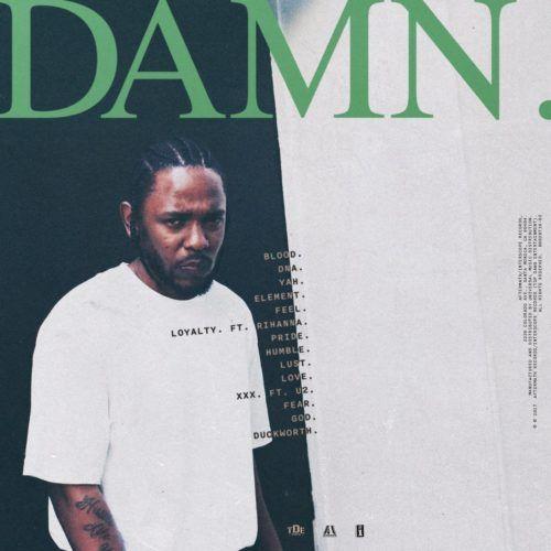 Kendrick Lamar - DAMN. [Autographed Vinyl]