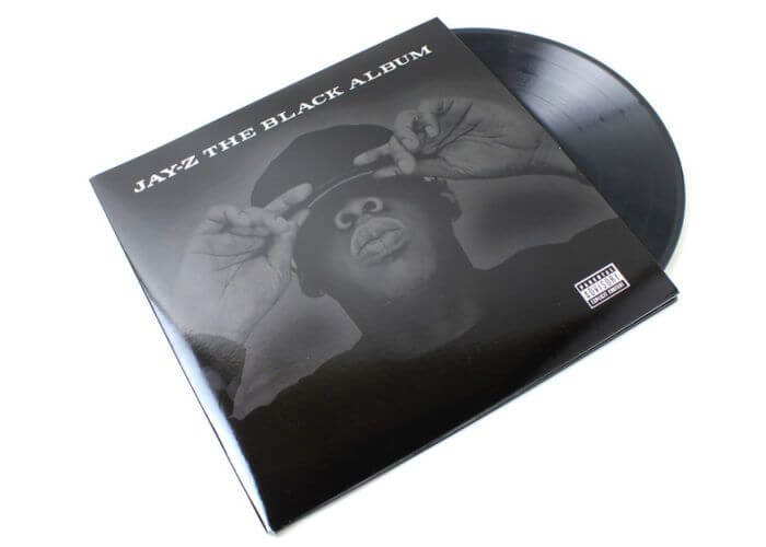 Jay-Z - The Black Album [Vinyl]