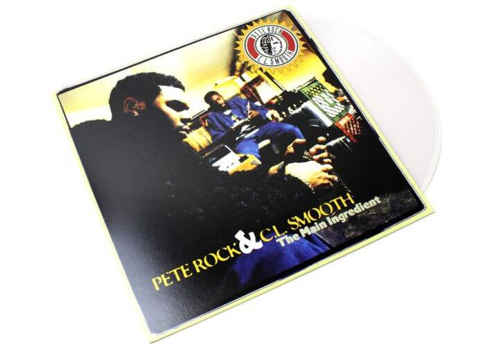 Pete Rock & CL Smooth - The Main Ingredient [Vinyle]